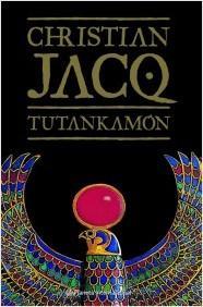 tutankamon, novelas sobre el antiguo egipto